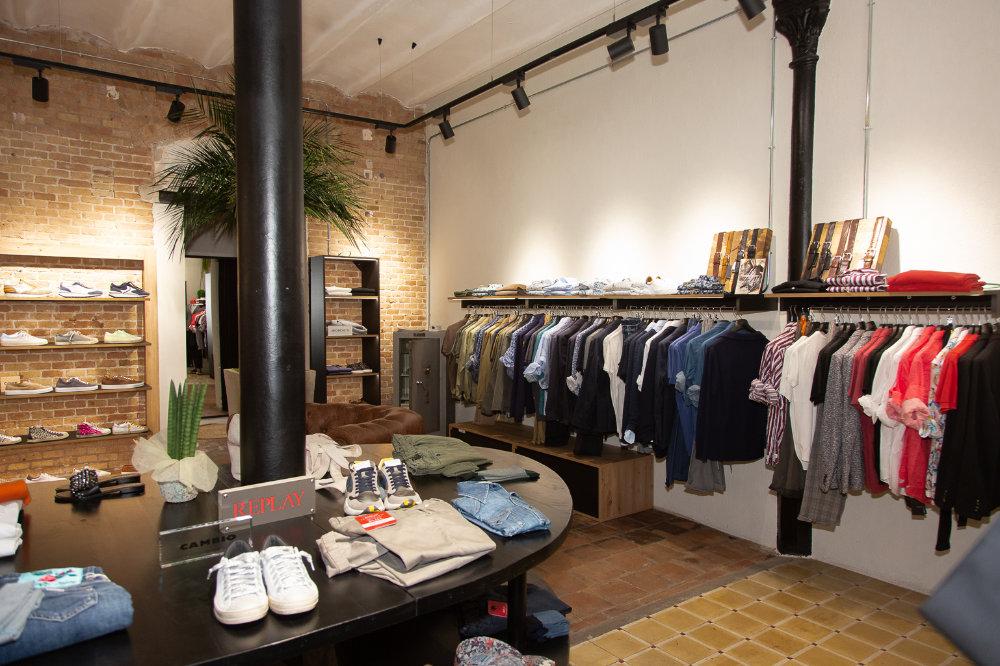 tienda de ropa de barcelona