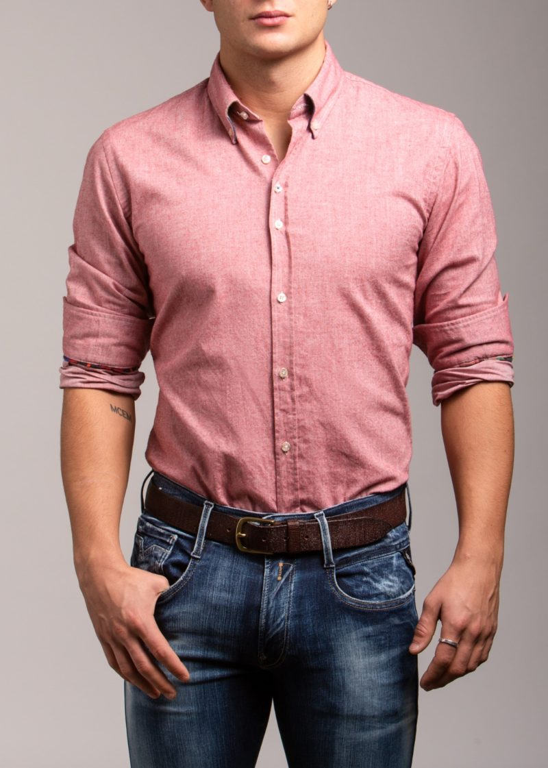 marca camisas hombre